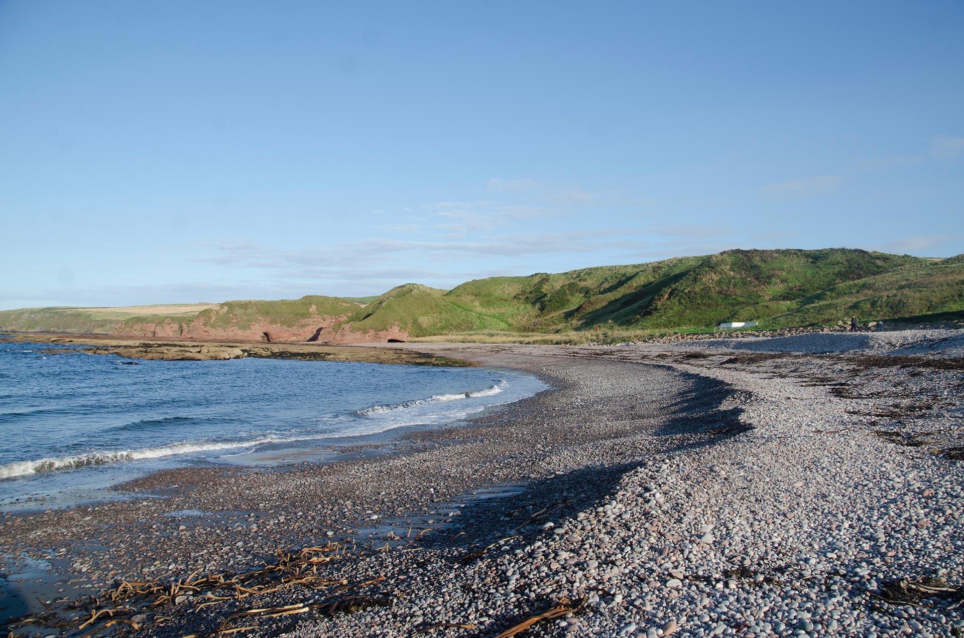 NewAberdour-Beach